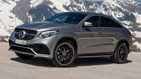 mercedes amg gle 63s 4matic coupe