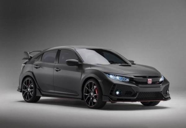 honda civic r 2017