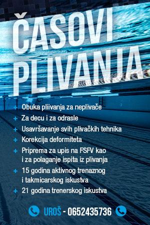 Instruktor plivanja Beograd